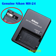 Genuine Original NIKON MH-24 Charger For D3100 D3200 D3300 D5100 P7100 EN-EL14