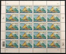 2000 Scott #3389 - 33¢ - AMERICAN SAMOA - Sheet of 20 - Mint NH