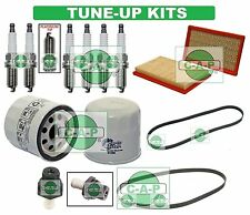 TUNE UP KITS for FX 03-06 G35 QX4 350Z PATHFINDER: SPARK PLUGS, BELTS & FILTERS