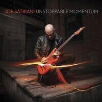 Joe Satriani - Unstoppable Momentum [CD]