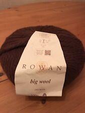 Rowan Big Wool Yarn 1 X 100g 100% Wool Shade 0042