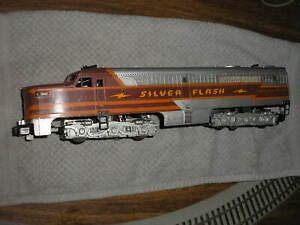 AF 477 Silver Flash (Read Description)