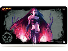 60cm Liliana Planeswalker-Art MTG Play Mat Vinyl Rubber Playmat Card Ultra Pro