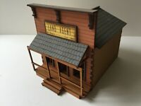 28mm Old West Land Agent PREPAINTED kit.