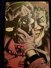 BATMAN The Killing Joke, 2nd Printing. Moore, Bollan, Higgins.NEAR MINT