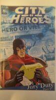 City Of Heroes #5 October 2004 Blue King Studios Comics