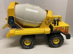 80's Tonka Turbo-Diesel Cement Mixer Mint Condition