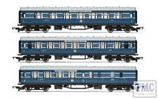 R4906 Hornby OO Railroad LMS 'Coronation Scot' Coach Pack
