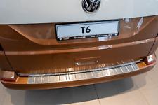 Edelstahl Ladekantenschutz für VW T6 Passgenau mit Abkantung ab BJ. 06.2015>