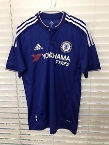 Chelsea England Hazard Era Player Issue Adizero Football Shirt Adidas  Jersey