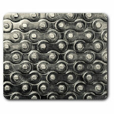 Computer Mouse Mat - Bike Bicycle Chain Mountainbike Office Gift #16608