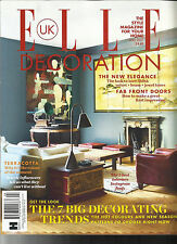 ELLE DECORATION MAGAZINE UK,   THE STYLE MAGAZINE FOR YOUR HOME   APRIL, 2017