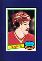 Paul Reinhart RC 1980-81 O-PEE-CHEE OPC Hockey #157 (EX+) Calgary Flames