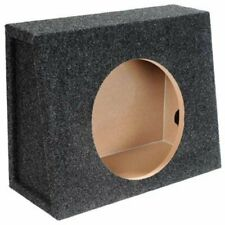 12in SubWoofer Vented Speaker Car Audio Stereo Single Sub Box