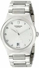 Victorinox Women's Victoria 241630 Swiss Quartz Silver Watch COD dsm