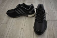 adidas adipower Boost Golf Shoes, Men's Size 9, Black/Grey NEW