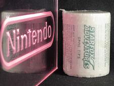 Nintendo Gamecube Starfox Adventures Game Tips Toilet Paper Factory Sealed RARE