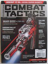 WAR GOD! VLTOR VS3 2013 COMBAT TACTICS  SNIPERFEST  HIDEOUT 12 GA. SUPER SHORTY