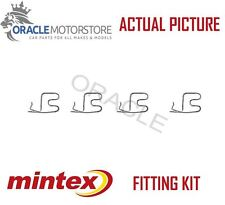 NEW MINTEX FRONT BRAKE PADS ACCESORY KIT SHIMS GENUINE OE QUALITY MBA1219