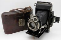 Vintage Zeiss Ikon Super Ikon C 530/2 Folding Camera - 10.5cm F4.5 Lens #4253