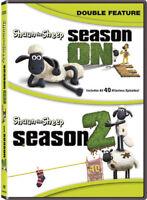 Shaun The Sheep: Seasons 1 And 2 [New DVD] 2 Pack