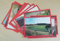 Football Ground / Stadium (Non League) Unused Postcards - Various Teams