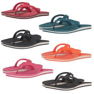 Coach Womens Flip Flops Post Beach House Shower Sandals Shoes Signature C