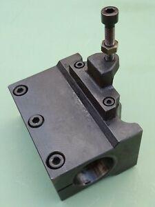 IDEAL GWS 15F1 Stahlhalter Schnellwechselhalter Klemmhalter Bohrstahlhalter GGK