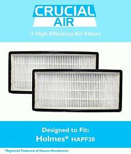 2 Holmes HEPA Air Purifier Filter Part # 16216, HRC1, HAPF30, HAPF30D & HAPF300D