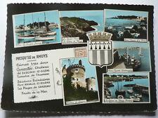 Carte postale   presqu' île de rhuys non écrite