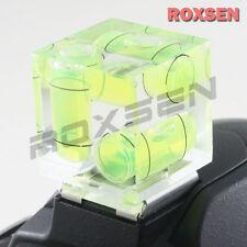 3 Axis Hot Shoe Bubble Spirit Level for CANON NIKON PENTAX OLYMPUS DSLR camera