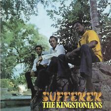 The Kingstonians : Sufferer CD (2017) ***NEW***