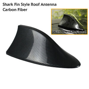 Incredible Colors AM/FM Shark Fin Antenna Votex Stereo Car Signal Radio Aerial