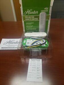 Hunter 99392 Universal 3 Speed Ceiling Fan Receiver
