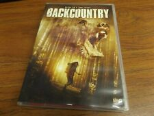 Backcountry (DVD, 2015) Tested