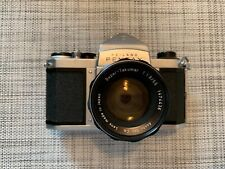 Asahi Pentax Honeywell H2 35mm camera No 225967 with Lens and Case
