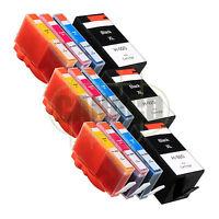 12 PACK 920XL HIGH YIELD 920BK for HP Printer Officejet 6000 6500 - E609 E709