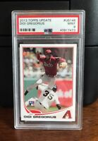 2013 Topps Update Didi Gregorius Rookie Card #US146 PSA 9 Mint