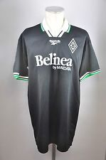 Borussia Mönchengladbach camiseta talla XL #7 reebok 1997/98 Belinea away Gladbach