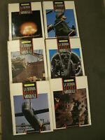 La Seconda Guerra Mondiale 6 Vol. A.Curcio Editore 1744 Pag. Anno 1991
