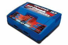 Traxxas EZ-Peak Plus 100 Watt NiMH/LiPo Dual Charger with iD System