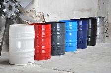Papierkorb Papiertonne aus 60 Liter Neu Fass - Farbe nach Wahl