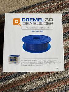 Dremel 3D Idea Builder Filament New - Blue