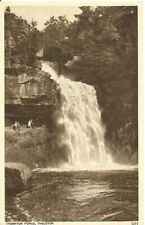 INGLETON THORNTON FORCE C1950 WALTER SCOTT BRADFORD POSTCARD
