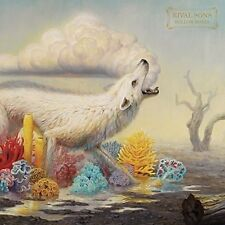 RIVAL SONS : HOLLOW BONES   (CD) sealed