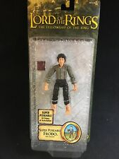Lord Of The Rings Fellowship Of The Ring Super Poseable Frodo