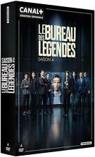 LE BUREAU DES LEGENDES - saison 4 - COFFRET DVD - NEUF