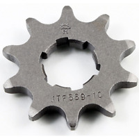 Steel Front Sprocket~1986 Yamaha TY350 Offroad Motorcycle JT Sprockets JTF569.10