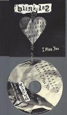CD--BLINK 182 -- - SINGLE -- I MISS YOU