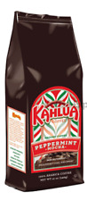 "Kahlua Mocha Peppermint Gourmet Ground Coffee 1 Bag 12oz ""NEW"" FRESH"